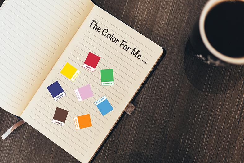 Il colore è emozione, è energia, è comunicazione….e non solo!