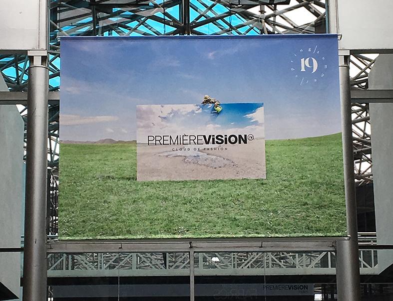 Spring/Summer 2019 Cover Première Vision Paris