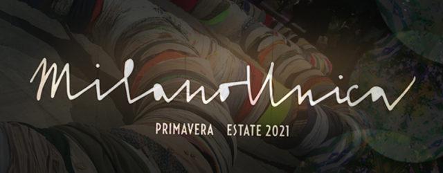 Milano Unica Tendenze Spring Summer 2021 Cover